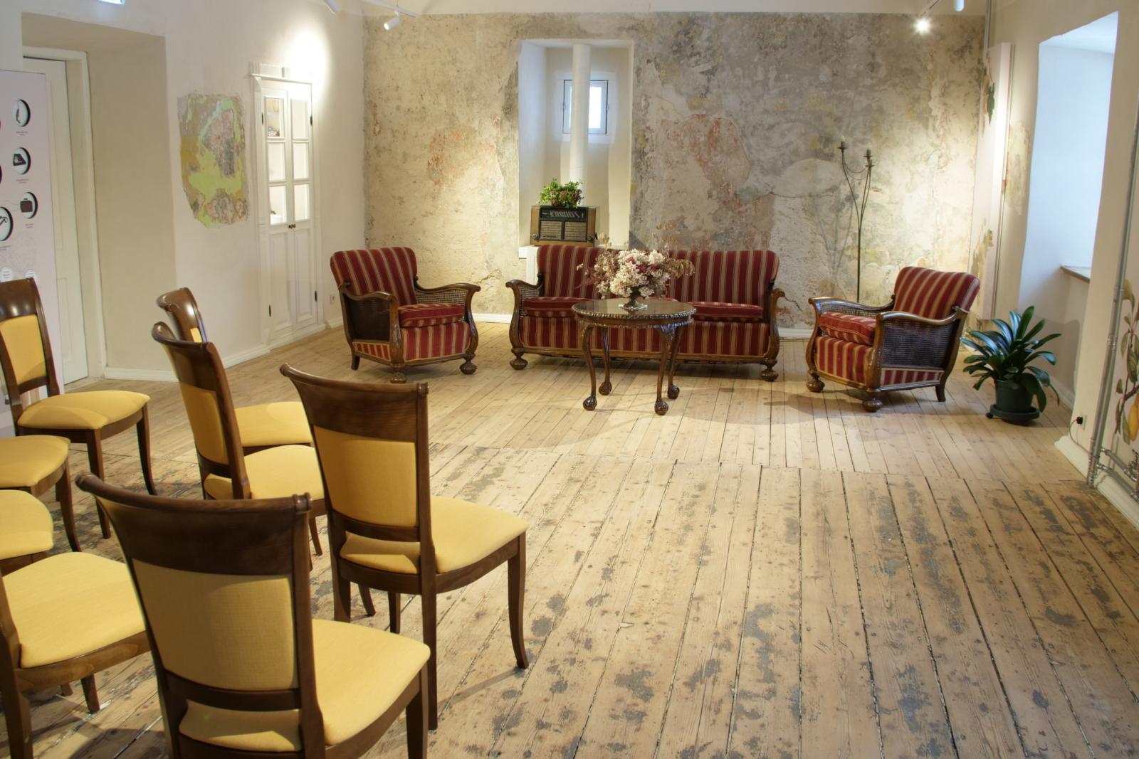 Anija mõisa seminariruumid, konverentsiruumid